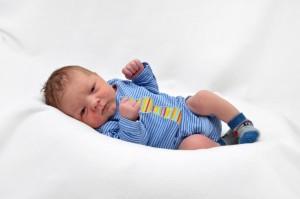 Kind einer Leihmutter