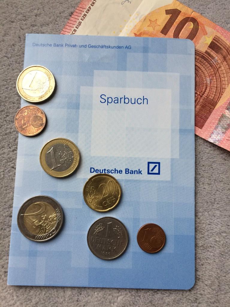 Geld für die Pflege
