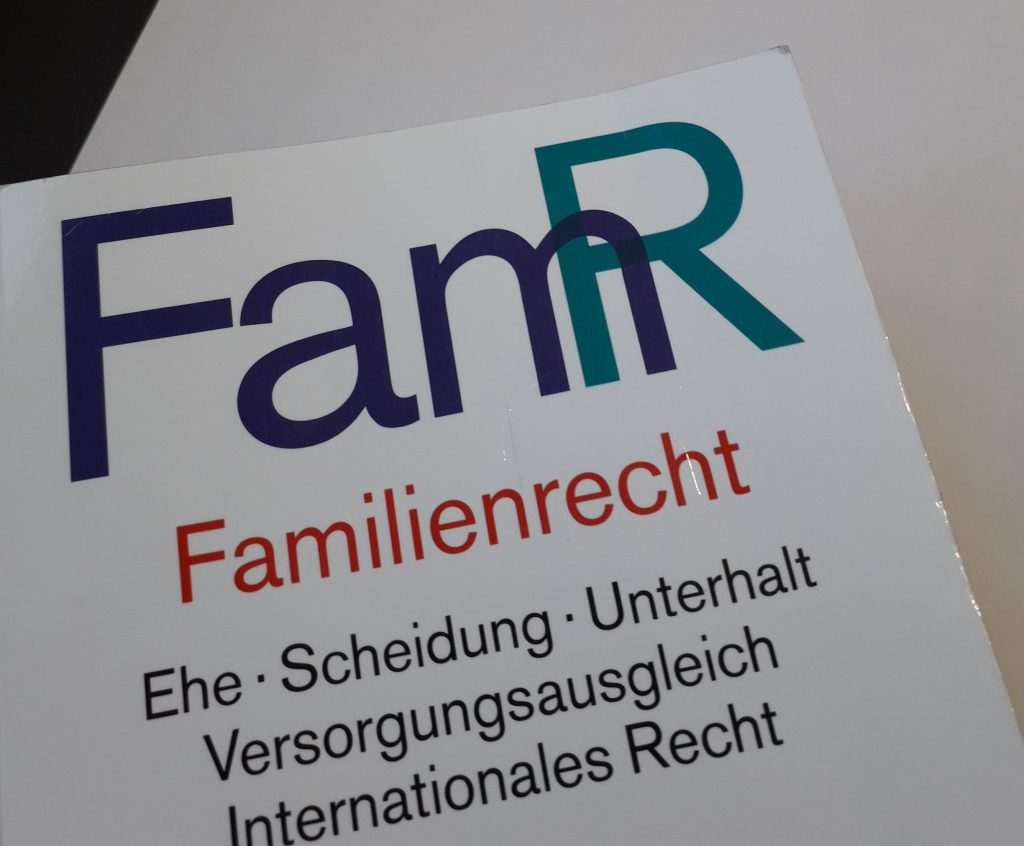 Familenrecht - auch nach dem Tod