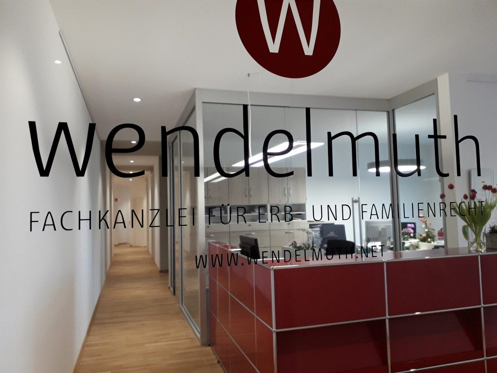 Büro von wendelmuth Rechtsanwälte