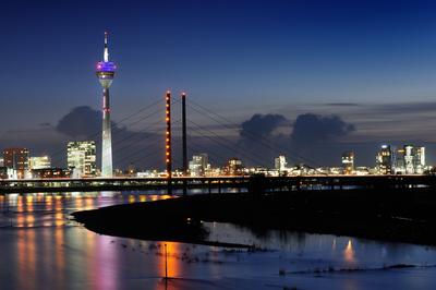 Düsseldorf - von hier kommt die Tabelle