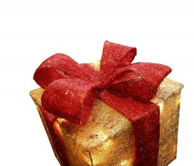 Schwiegeltern können sich Geschenk zurückholen